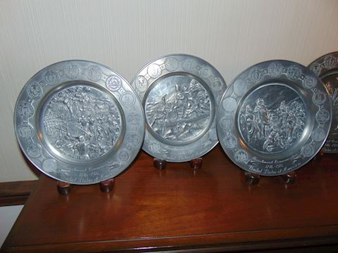 "International Pewter ""We Are One Series"""