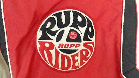 Mens Rupp Riders snowmobile jacket Lot #101