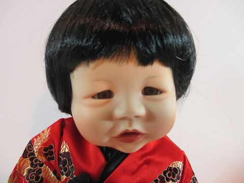 Chen Doll by Kathy Hippensteel