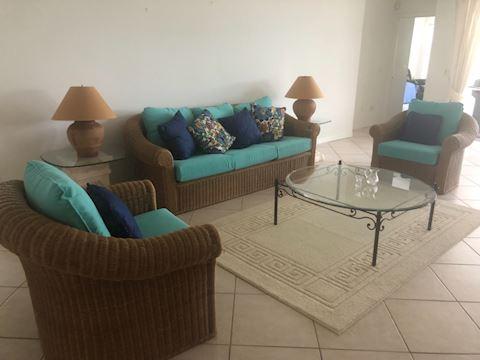 Wicker Living Room / Lanai / Patio Set