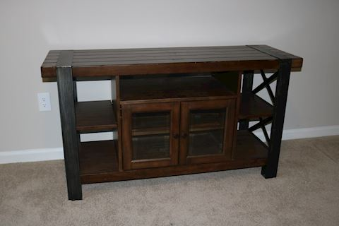Davis Media Console TV Stand by Whalen