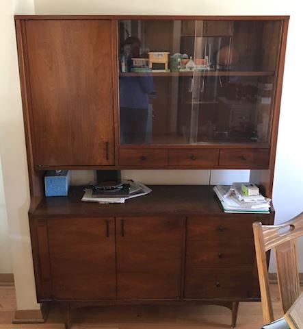 Kroehler MCM cabinet