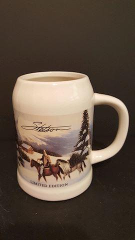 Vintage Stetson Limited Edition Mug