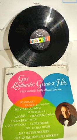 Album Vinyl Guy Lombardo