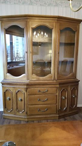 China Hutch by Century