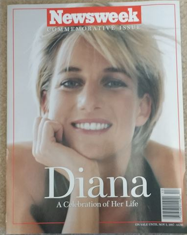 Newsweek Commemorative Issue - Diana