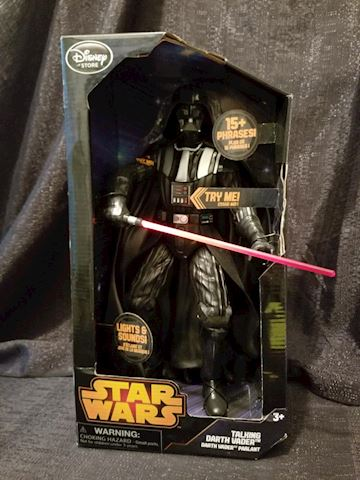 Star Wars Talking Darth Vader