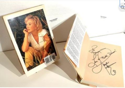 Book Signed by Tanya Tucker