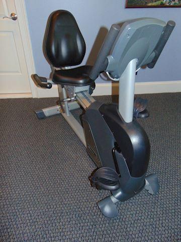 Nautilus Exercise Bike  NR 2000