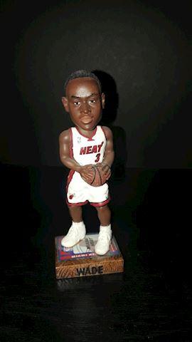 Dwayne Wade #3 Bobble Head
