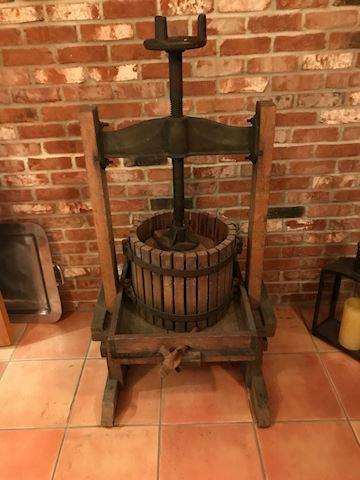 Wine Presser