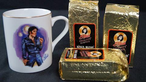 Lot #26 Elvis Presley Coffee Break!