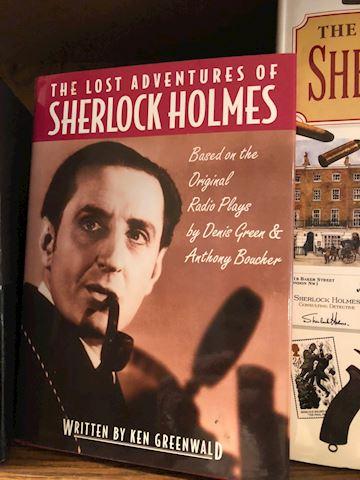 Sherlock Holmes Books - 3 Total