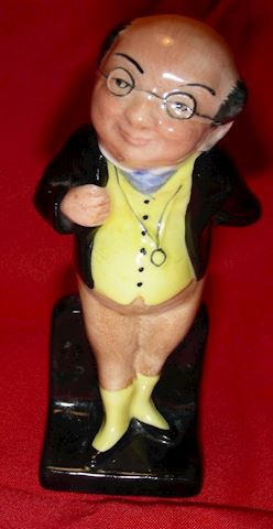 Royal Doulton Dickens Collection Pickwick