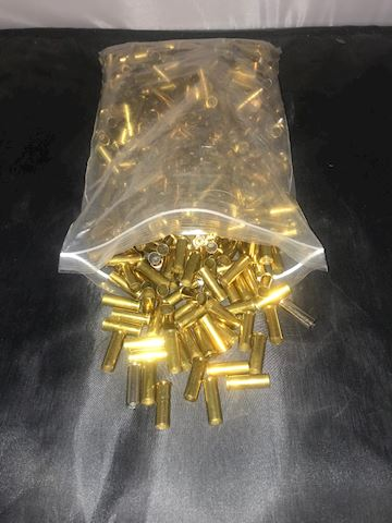 38 Special Shells ready for reloading, almost 5 lb