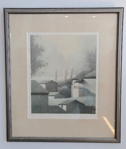 litho by Robert Kipness