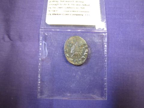 Coin - Early A.D. Roman Coin