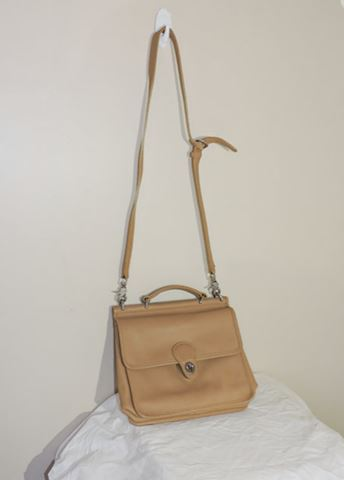 Coach Handbag Leather - Excellent Condition