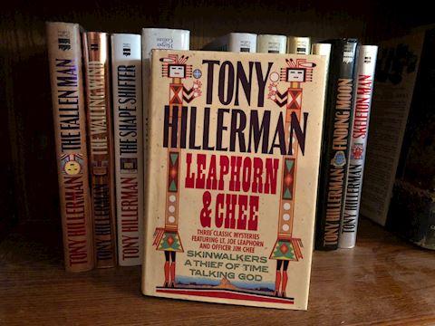 Tony Hillerman Books - 11 Total