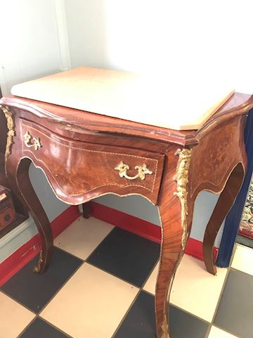 Louis XV Style end table