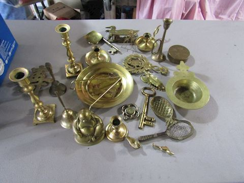 BRASS LOT