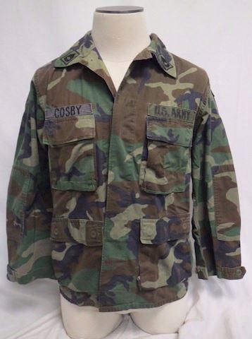 USA Army Combat Uniform Long Sleeve Shirt
