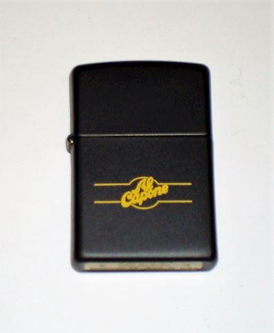 Zippo Lighter- Al Capone