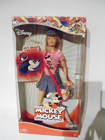Disney Mickey Mouse Barbie