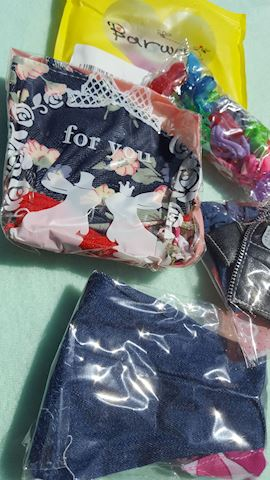 large group of Doll Clothes - Fits barbie