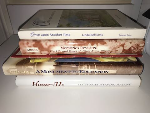 Tennessee Interest Books Lot