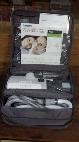 ResMed AirSense10  SLEEP APNEA MACHINE+PARTS