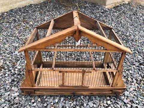 Handmade Bird Cage