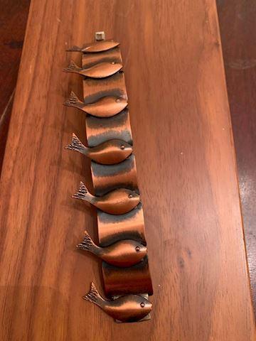 JW  103  Copper Bracelet