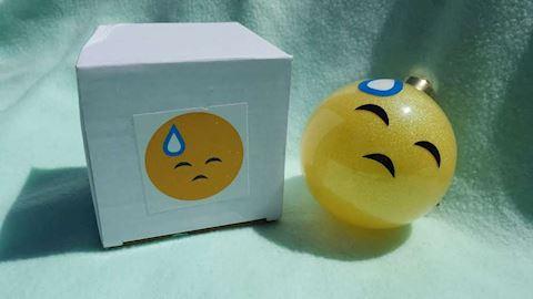 Emoji Ornament - 4