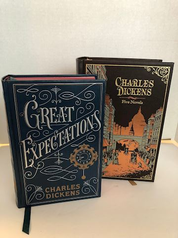 Barnes & Noble Classics Charles Dickens - 2 Total