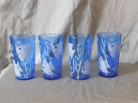 Juice Glasses (4)