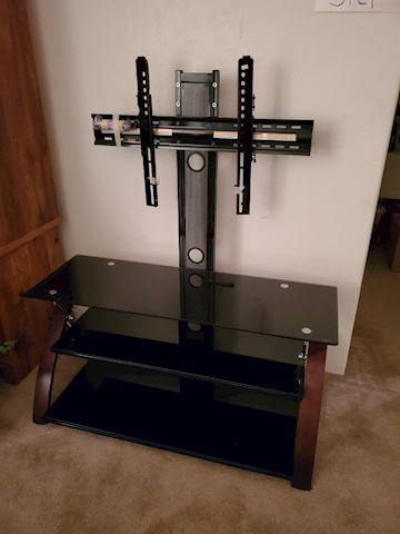 z line design tv stand