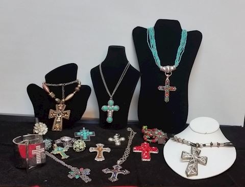 Cross Jewelry Ladies