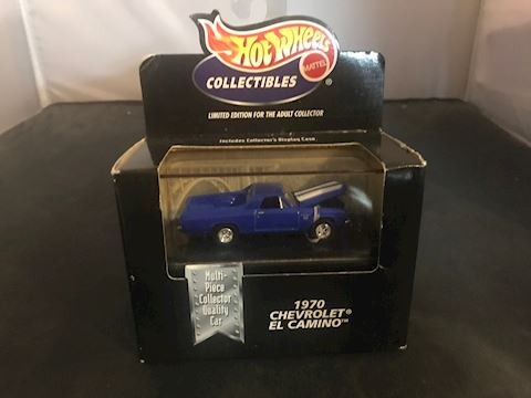 Hot Wheels Collectibles 1970 Chevrolet El Camino