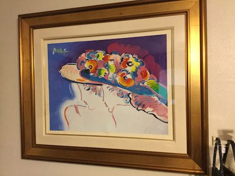 Peter Max - Century Ladies