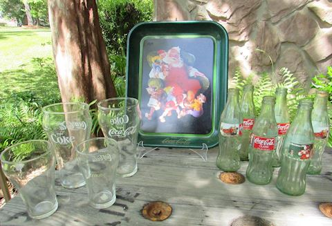 Coca Cola Collection, Lot of 13 pieces
