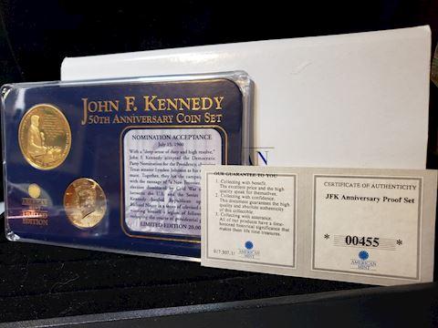 John F Kennedy Nomination Acceptance