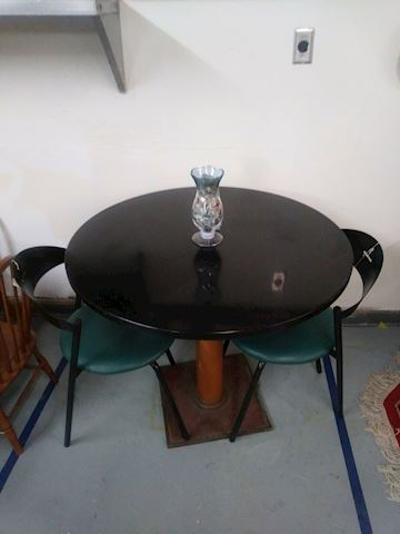 Small Pub Table and Chair Set