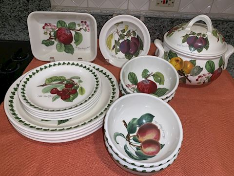Dish ware set