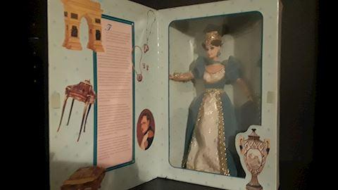 French Lady Barbie