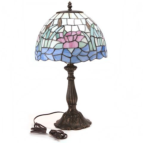 Paul Sahlin Tiffany table lamp