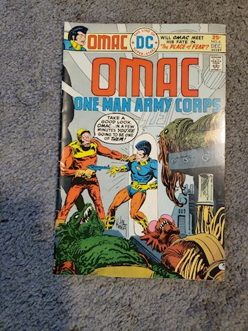 OMAC issue 8