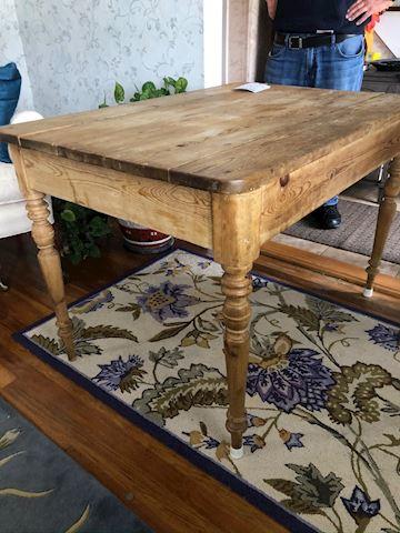 Danish Farmhouse Table