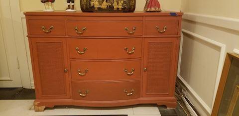 """FR  107   """"Dresser / cabinet"""""""
