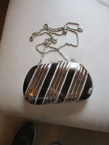 Small clutch purse